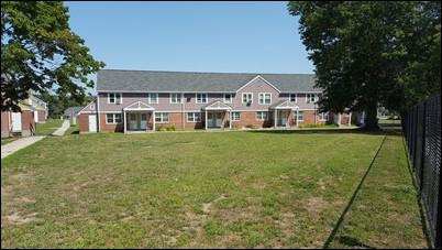 New Bedford Housing Authority Properties